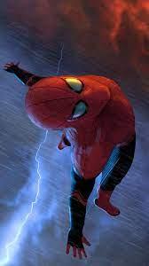 Spiderman Iphone Xr Wallpaper Hd 4k ...