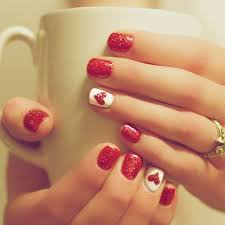 designing nails at home. easy nail art designs for short nails to do at home - latest style designing