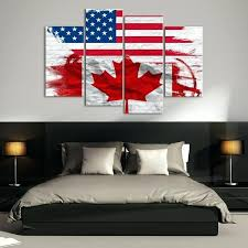 canvas wall art canada usa and canada flag multi panel canvas wall art airplane canvas wall  on airplane canvas wall art canada with canvas wall art canada large wall art canvas custom canvas wall art