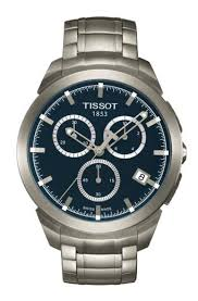 mens tissot couturier watches watch hub mens tissot couturier titanium chronograph watch t069 417 44 041 00