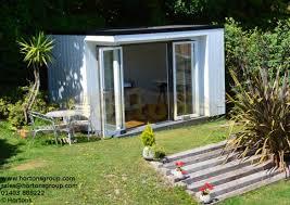 diy garden office. Contemporary Cube Garden Office Pod Larger Image Diy