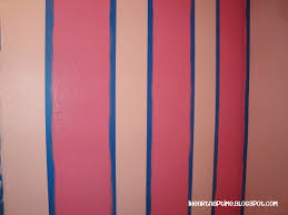 Striped Bedroom Paint How To Paint Stripes On The Wall I Heart Nap Time