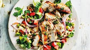 chicken salad. Interesting Salad I Love India Griddle Chopped Chicken Salad Lede02 And Chicken Salad H