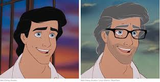 Will Look How These Disney Princes When Older They're