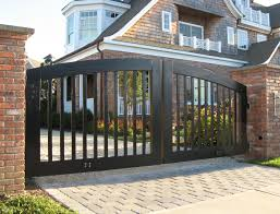 garden gates lowes. Fascinating Wood Driveway Gates Lowes Picture \u2014 New Decoration : Best Garden H