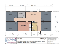 office building blueprints. Office Building Blueprints. Plain 1024x747 Ramtech Relocatable And Permanent Modular Floor Plans On Blueprints E