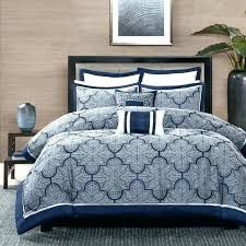 silver bedding sets queen solid blue comforter navy quilt and