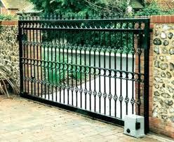 cheap driveway gates for sale56