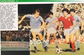 Napoli-Perugia è storia del calcio italiano — SportPerugia.it