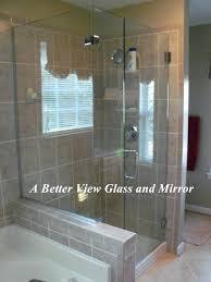 installing a frameless shower door glass shower enclosure glass shower enclosure installing frameless sliding glass shower