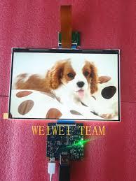 <b>8.9</b> inch <b>2K TFT LCD</b> screen display 2560(RGB)*1600 (WQXGA ...