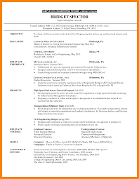 Sample Resume For Graduate School Application 60 graduate school resume sample resume type 27