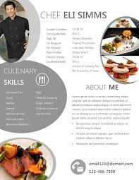 resume chef resume chef makemoney alex tk