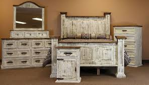 Ashley Rustic White Bedroom Furniture — Show Gopher : Diy: Rustic ...