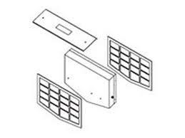 Brackett Ba 8405 Element For Filter Assembly Ba 8410