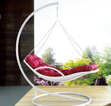 Cool Hammock 40 Indoor Hanging Hammock Chair Modesta Hammock Chair In Ecru