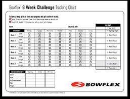 Bowflex Pr1000 Workout Chart Bowflex Pr1000 Workout Routines Sport1stfuture Org