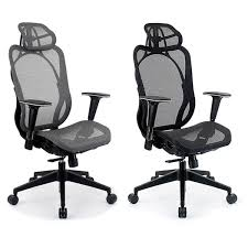 office chair back. integrity seating ergonomic mesh high back executive office chair - free shipping today overstock.com 13982107