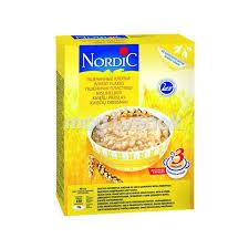 <b>Хлопья Nordic пшеничные</b>, 600 гр - 6411200105794