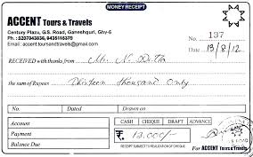 Travels Bill Book Format Hotel Reservation Sample Excel Money Receipt Format In Word Book