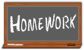 Image result for homework clip art