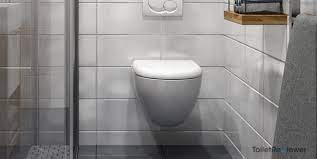 8 best wall mounted toilets for
