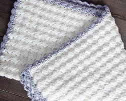 Free Crochet Baby Afghan Patterns Interesting Free Crochet Baby Blanket Pattern Baby Afghans Pinterest