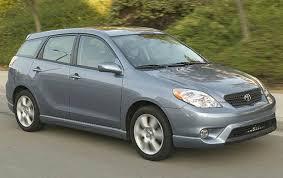 2006 Toyota Matrix - Information and photos - ZombieDrive