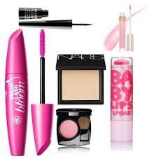 middle makeup kit by gabrielleann15 on polyvore featuring beauty stila chanel nars cosmetics maybelline and lord berry nail design nail art