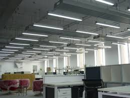 suspended office lighting. Ceiling Light Suspended Led Ings Office Lighting E