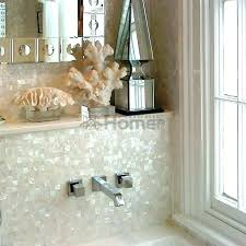 mother of pearl backsplash tile mother of pearl pure white shell mosaic tiles mother of pearl mother of pearl backsplash tile