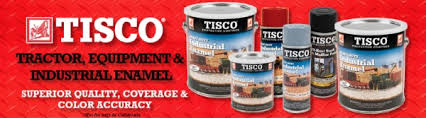 Tisco Paint Color Chart Sma We Supply Success Tractor And Equipment Paint