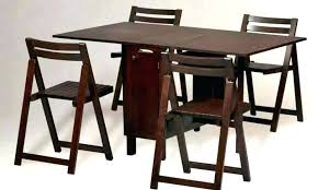 Decoration Folding Dining Table For Small Space Co Regarding Room Simple Small Space Dining Room Plans