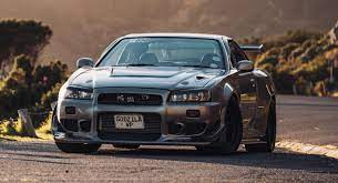 There are 14 nissan skyline r34 body kit suppliers, mainly located in asia. 800 Ps Widebody Kit On The Nissan Skyline Gt R R34