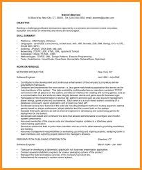 8-9 Software Developer Resume Example | Wear2014.com