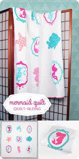 Mermaid Quilt Pattern New Inspiration Design
