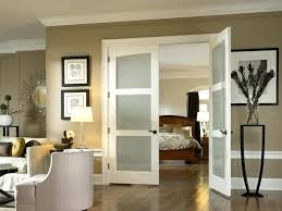 interior doors with frosted glass glass doors traditional bedroom orange county interior throughout interior french doors