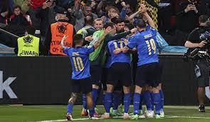 İtalya, EURO 2012'den sonra ilk kez finalde