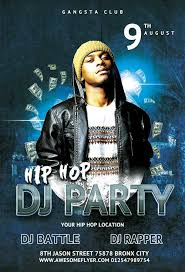 flyer rap free freepsdflyer download free hip hop flyer psd templates for photoshop