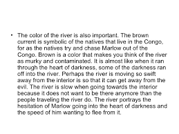 significance of congo river in the heart of darkness  6