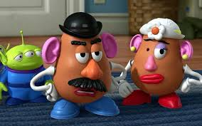 mr potato head toy story toy. Simple Story For Mr Potato Head Toy Story