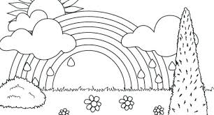 Unicorn Rainbow Coloring Pages Coloring Pages Of Rainbows Unicorn Coloring Sheets Free Unicorn