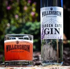1 oz wollersheim distillery garden gate gin 1 tsp quince apple raspberry rose preserve 2 3 oz tonic water