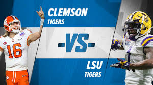 Lsu Vs Clemson Prediction Preview For The College Football Playoff National Championship Game Ncaa Com