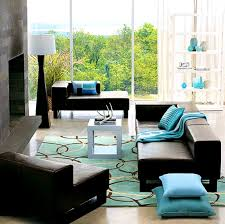 Orange And Teal Bedroom Chocolate Brown And Teal Living Room Yes Yes Go