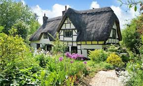 Small Picture This Thatched English Cottage for Sale Is Pure Magic Wiltshire