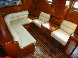 Boat Interior Design Ideas boat interiors bruce roberts steel boat plans boat building