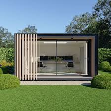 home office pods. From A Small Home Office Or Self-contained Living Annex To Commercial Public Sector Pods O