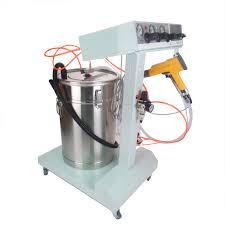 electrostatic powder coating machine wx 101 electrostatic spray powder coating machine spraying paint 45l