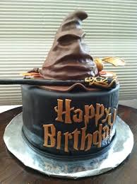 Harry Potter Sorting Hat Birthday Cake Cakecentralcom